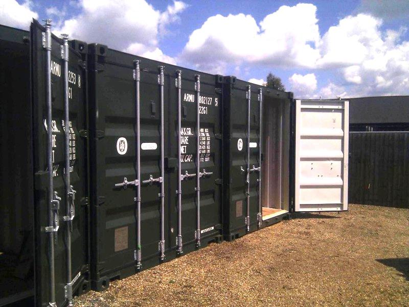 container storage essex